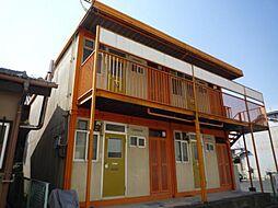 コーポ吉村[102号室]の外観