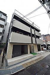 兵庫県神戸市中央区中山手通2丁目の賃貸アパートの外観