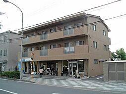 奈良県大和郡山市高田町の賃貸マンションの外観