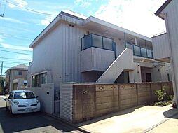 東京都三鷹市上連雀7丁目の賃貸マンションの外観