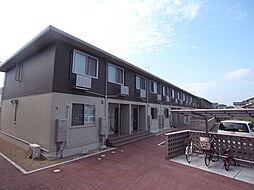 セジュール Koga A棟[1階]の外観