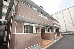 広島県福山市引野町5丁目の賃貸アパートの外観