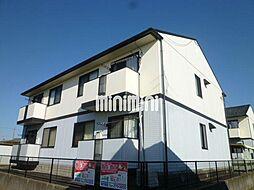 アムールAOKI 南棟[2階]の外観