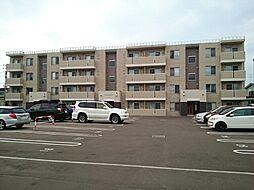 北海道札幌市東区北三十六条東5丁目の賃貸マンションの外観