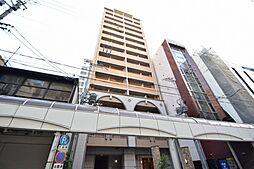 クラウンハイム北心斎橋フラワーコート[14階]の外観