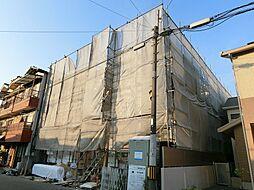 (仮)ハーモニーテラスB棟[2階]の外観