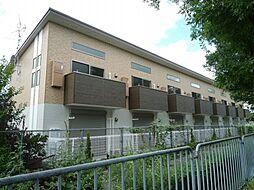 兵庫県伊丹市桑津3丁目の賃貸アパートの外観