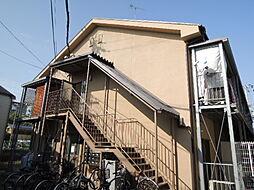 大阪府大阪市平野区平野市町1丁目の賃貸アパートの外観