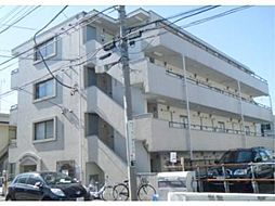 モナークマンション武蔵新城第I[1階]の外観