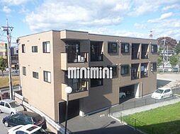 ヤナゼハイツ[3階]の外観