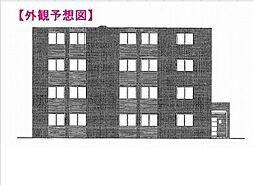 千葉県佐倉市表町1丁目の賃貸マンションの外観