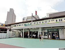 五反田駅(現地まで640m)