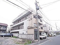 東京都葛飾区水元2丁目の賃貸マンションの外観
