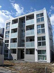 メゾンクー・ドゥ・クールIV[3階]の外観