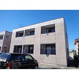 静岡県浜松市西区志都呂町1丁目の賃貸アパートの外観