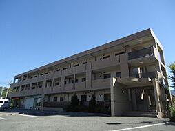 兵庫県西宮市山口町上山口の賃貸マンションの外観