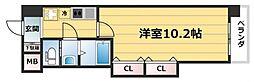 Luxe布施北II(ラグゼ布施北II)[11階]の間取り