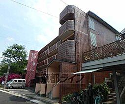 大阪府枚方市津田元町4丁目の賃貸マンションの外観