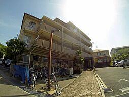 兵庫県伊丹市中野東1丁目の賃貸マンションの外観