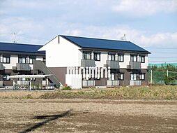 コーポMEIWA B[1階]の外観