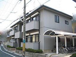 ローレルコート弐番館[201号室]の外観