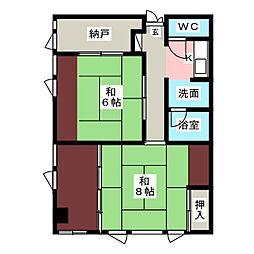 中津川駅 6.5万円