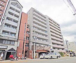 京都府京都市上京区東上善寺町の賃貸マンションの外観