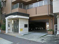 愛知県名古屋市西区名西2の賃貸マンションの外観