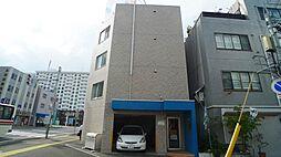 北海道札幌市豊平区豊平三条3の賃貸マンションの外観