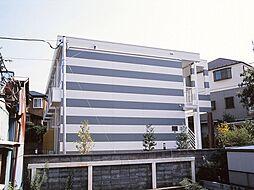 神奈川県横浜市磯子区磯子8丁目の賃貸アパートの外観