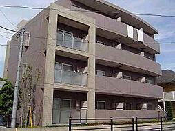 千葉県市川市福栄2丁目の賃貸マンションの外観