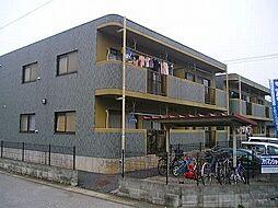 ロックプラッツ岩井B[2階]の外観