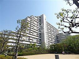 兵庫県明石市川崎町の賃貸マンションの外観