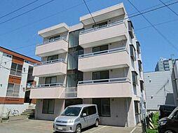 コーポH・S東札幌[2階]の外観