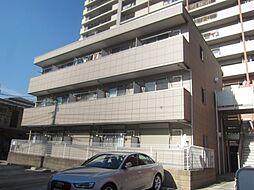 神奈川県川崎市幸区塚越4丁目の賃貸アパートの外観