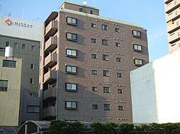 愛媛県松山市勝山町2丁目の賃貸マンションの外観