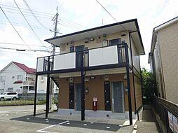 サンガーデン安威B棟[1階]の外観