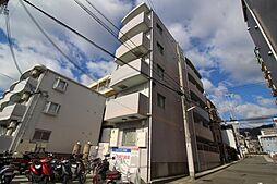 シャトラン弓木二番館[4階]の外観
