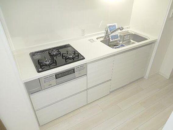 素敵なキッチン...