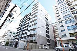 大阪府大阪市西区北堀江4丁目の賃貸マンションの外観