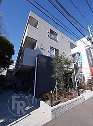 東京都大田区蒲田本町2丁目の賃貸マンションの外観