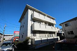 愛知県名古屋市中川区戸田明正2の賃貸アパートの外観