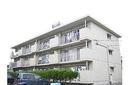 愛知県岡崎市稲熊町字宮下の賃貸マンションの外観