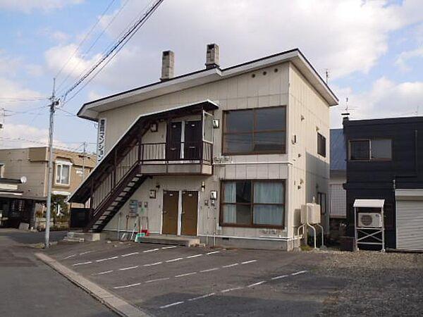 豊岡マンション2号 2階の賃貸【北海道 / 旭川市】