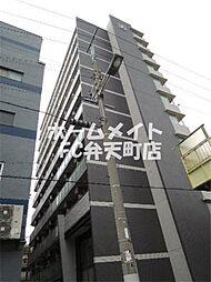 エステムコート難波WEST-SIDEIIIドームシティ[11階]の外観