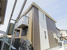 埼玉県所沢市美原町2丁目の賃貸アパートの外観