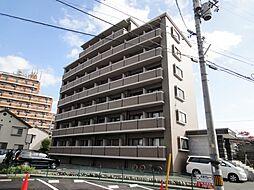 広島県広島市安佐南区西原3丁目の賃貸マンションの外観