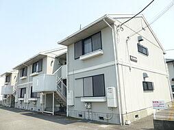 コーポ桜井B[203号室]の外観
