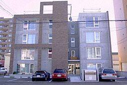北海道札幌市中央区南六条西20丁目の賃貸マンションの外観