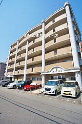 福岡県福岡市博多区麦野3丁目の賃貸マンションの外観